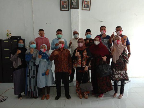 Tim LLDikti Wilayah 1 Sumut Kunjungi Kampus STKIP Padang Lawas