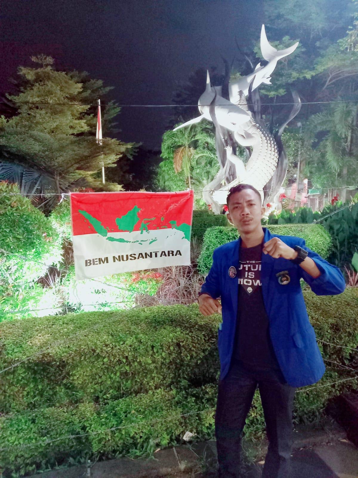 Temu Nasional BEM Nusantara yang di laksanakan pada tanggal 8 s/d 12 Maret 2021 di Surabaya