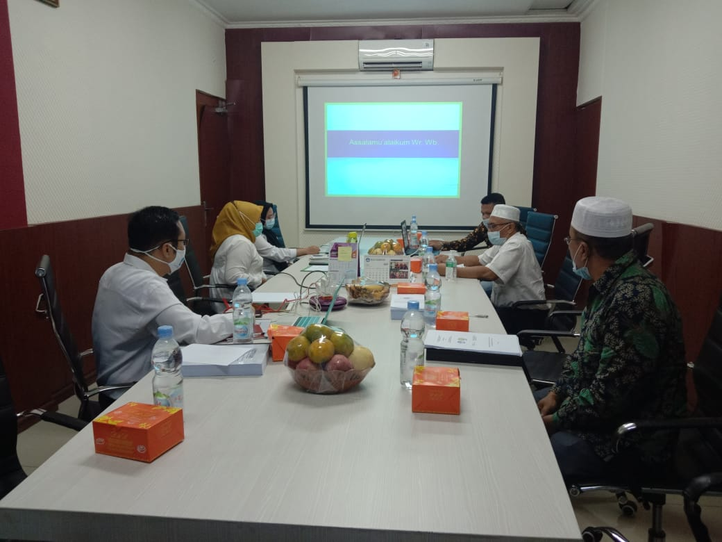 Presentasi Usulan Prodi Baru Pendidikan Teknologi Informasi STKIP Padang Lawas di LLDIKTI Wilayah I Medan