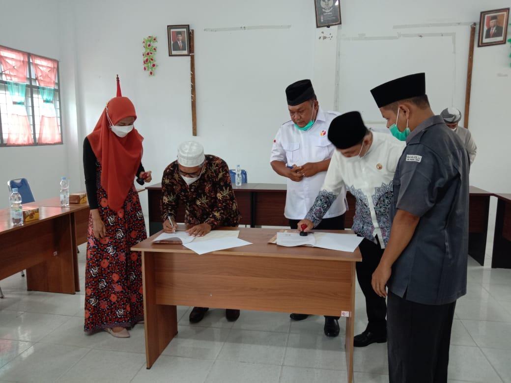 Kerjasama Bawaslu Padang Lawas dengan STKIP Padang Lawas