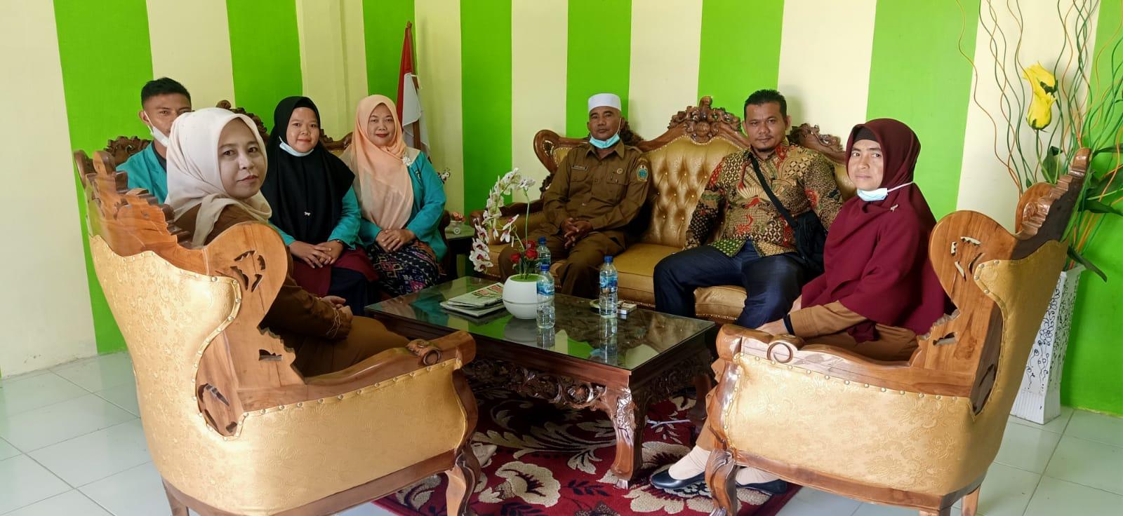 Dosen Pembimbing Lapangan (DPL) Monitoring Pelaksanaan PPL Kesekolah/Madrasah